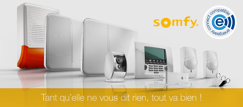 bannière home Alarme-keeper_somfy-compatible energeasy connect